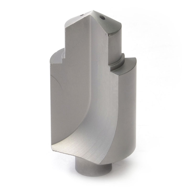 Blank para herramienta de corte integral con desahogos preconformados