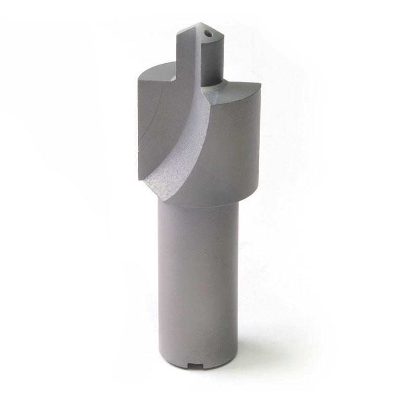 Blank para herramienta de corte integral con agujeros de refrigeracion preconformados