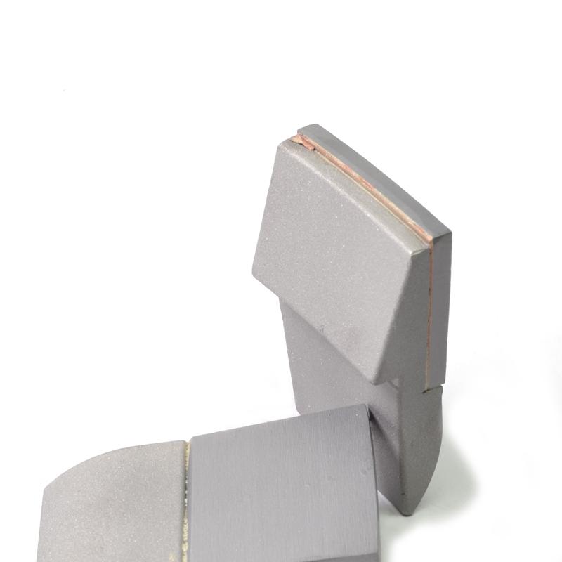 Placas soldadas para protección de tornillos sinfín