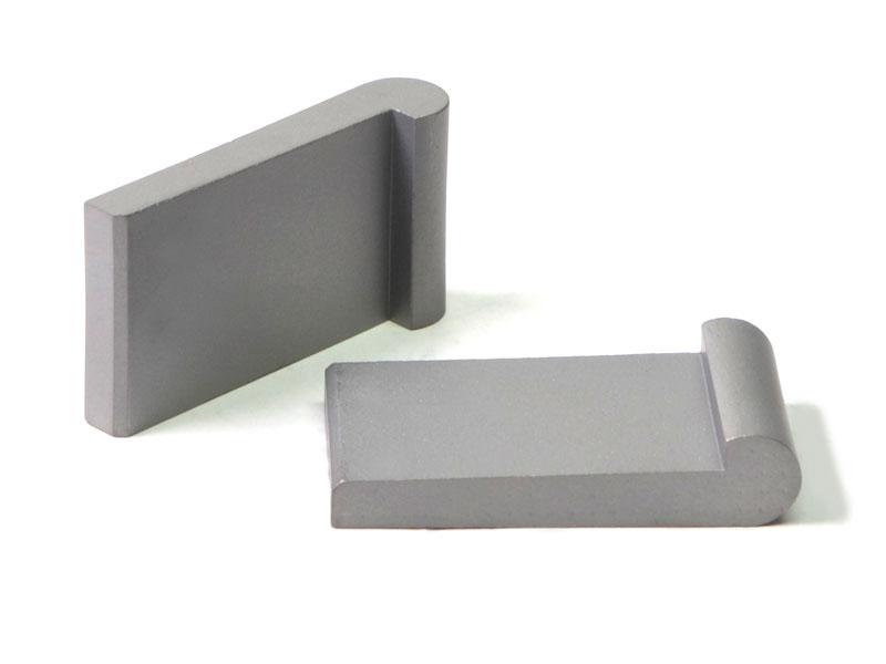Placas soldadas para proteccion de tornillos sinfin